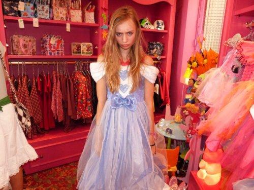 Même que moi, je suis une princesse. ☜♥☞