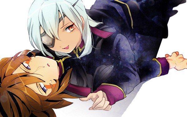 Genda x Sakuma : Puissance ou amour ?
