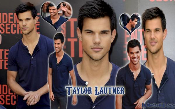 Taylor Lautner à Paris