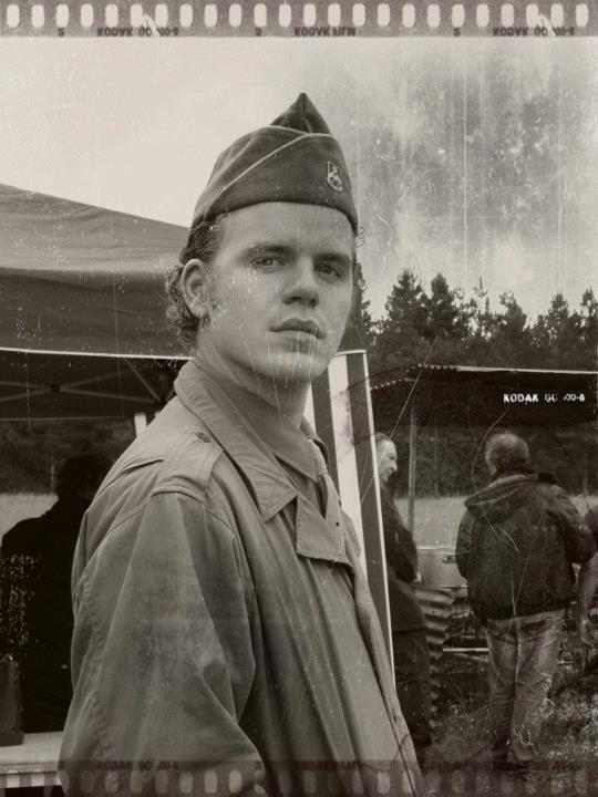 Soldat américain :)