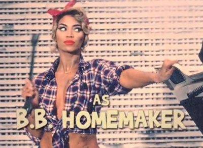 C'est une casse-cou, cette Beyoncé ! Rien à voir avec l'image que l'on se fait d'une superstar planétaire qui gagne de nombreux millions d'euros par an, et qui ne peut faire un pas dehors, sans être prise à partie par des milliers de fans !