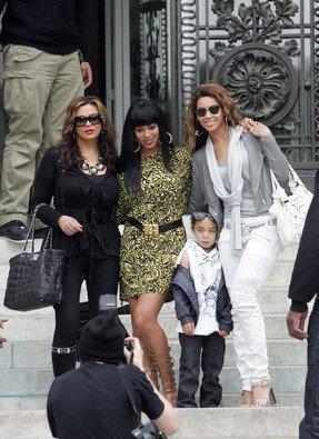 Beyonce Knowles Online De Retour .