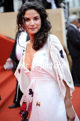 Barbara Cabrita à Cannes en 2008