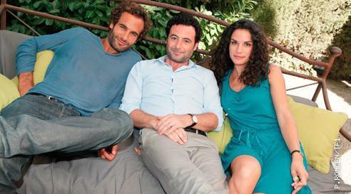 """Quelques images de la série """" A votre service """" diffusé sur TF1 le 10/12/2012"""