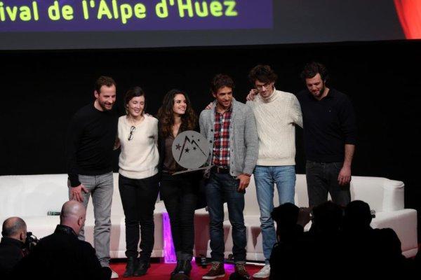 """Deux  Prix au festival de l'Alpe d'Huez pour """" la Cage Dorée """""""