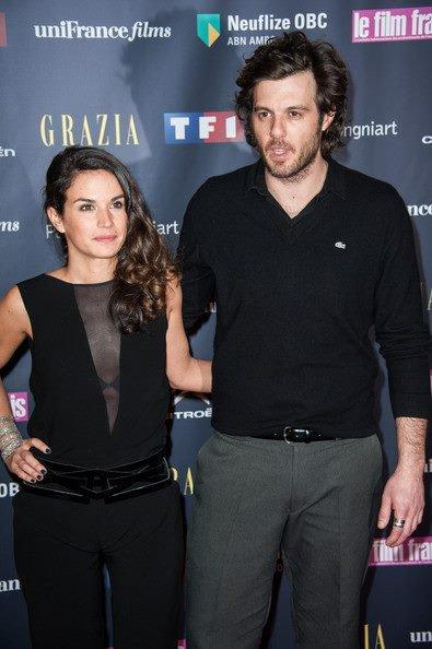 Barbara Cabrita à la soirée des trophées du film français