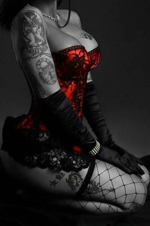 De Rouge & De Noir...
