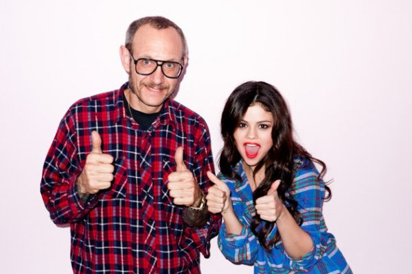 SG dans le shooting de Terry Richardson
