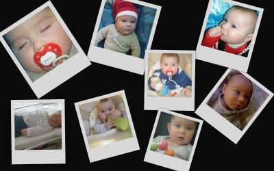 mon fils mathys de naissance à 7 mois