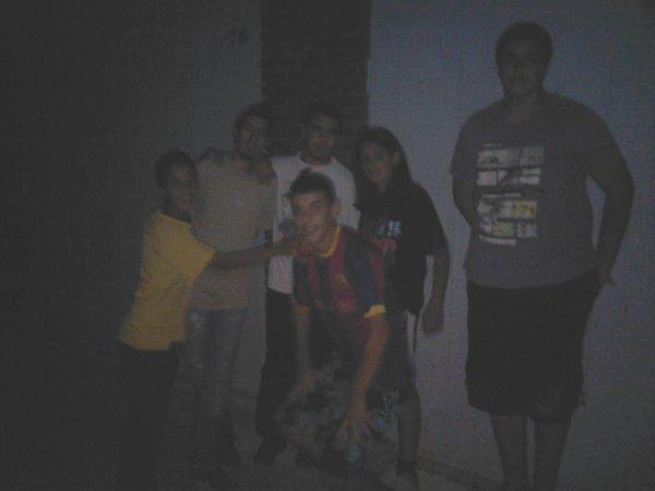 moiii et mes amis