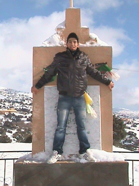 moiiii avec la neige