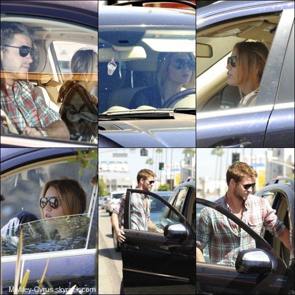 """-  Le 11 Septembre 2010, le retour du couple, (OU PAS )  -  Après une séparation du couple Miley / Liam annoncée , nos deux amis se sont retrouvés à Studio City.  -  Miley va jouer dans """" So undercover """" qui veut dire """" tellement secrète """" , un film où elle incarnera une détective privé.Le tournage de So undercover débutera dès et automne, sous la direction de Tom Vaughan . Et un nouveau projet pour Miley , celui de """"Wings"""" , une production Disney dans laquelle elle incarnera une fée...   -"""