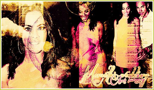 . C'est ce 27 juillet que Rochelle et Marvin se marient.+ It's Cher Lloyd's birthday today (28/07)!  -