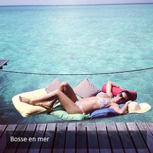 . Non Rochelle et Marvin n'ont pas disparu, ils se sont offert une lune de miel tardive aux Maldives, depuis le 30décembre. C'est pourquoi j'ai décidé de vous montrer les photos que notre belle Rochelle a posté sur son compte Instagram. .