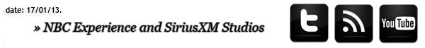 NBC Experience Store + SiriusXM Studios