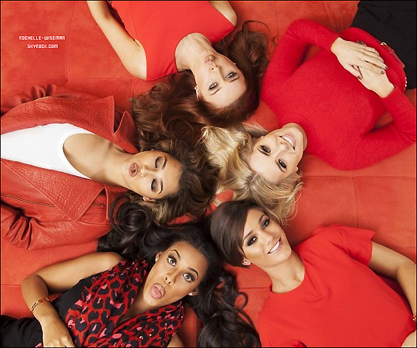 . │Voici un récent shoot des filles pour le Red Nose Day by Comic Relief et  Maltesers Cheeky Challenge. .
