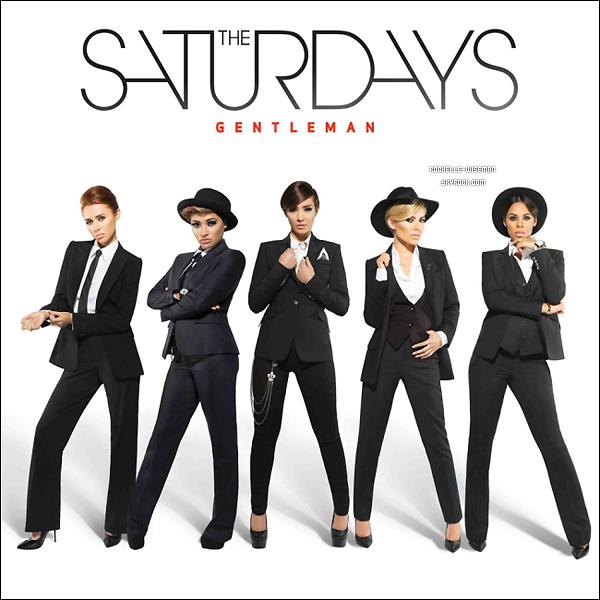 * _____◆ Découvrez la pochette ainsi que la vidéo lyrics de leur single « Gentleman »   *