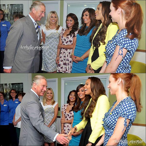 . •●Pour leur première sortie ensembles depuis la naissance du bébé de Roch, le21 juin 2013, les filles se sont rendues à l'ouverture de la maison de retraite Marie Curie à Solihull où était le Prince Charles. Elles étaient au top surtout Fran'. avis?