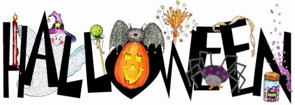c biento Halloween préparer vos friandise ........ !!!! ;-)