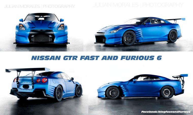 new ff6 la nissan gtr de fast and furious 6 blog fast furious. Black Bedroom Furniture Sets. Home Design Ideas