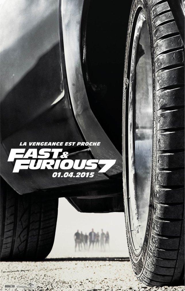 NEW FF7: Première affiche officielle du film !