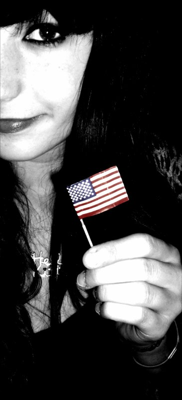 ~ I`m just American.