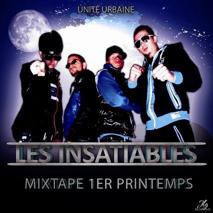 Mixtape 1er Printemps / Kiffer - Mixtape 1er Printemps  (2011)