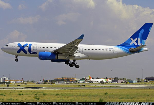 xl airways a 330