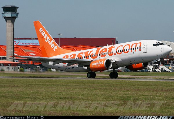 boeing 737 , boeing 757 et a 320 easyjet