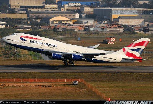 boeing 767 , boeing 747 et a 321 British Airways
