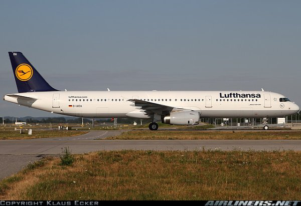 Airbus A321 , a 330 et Avro 146-RJ85 lufthansa