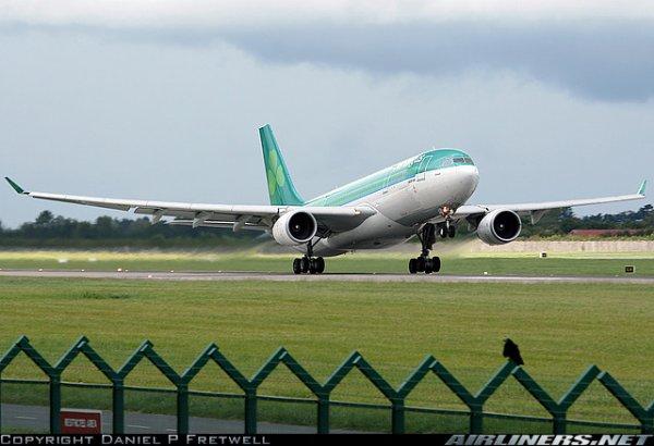 Aer Lingus a 330 et a 320
