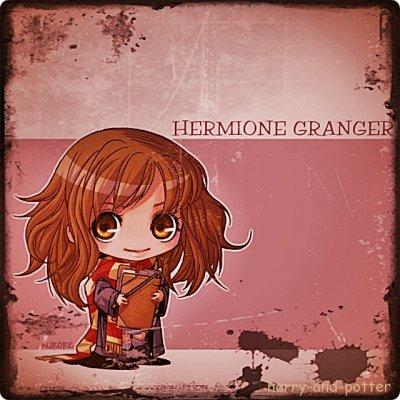 Hermione Granger.