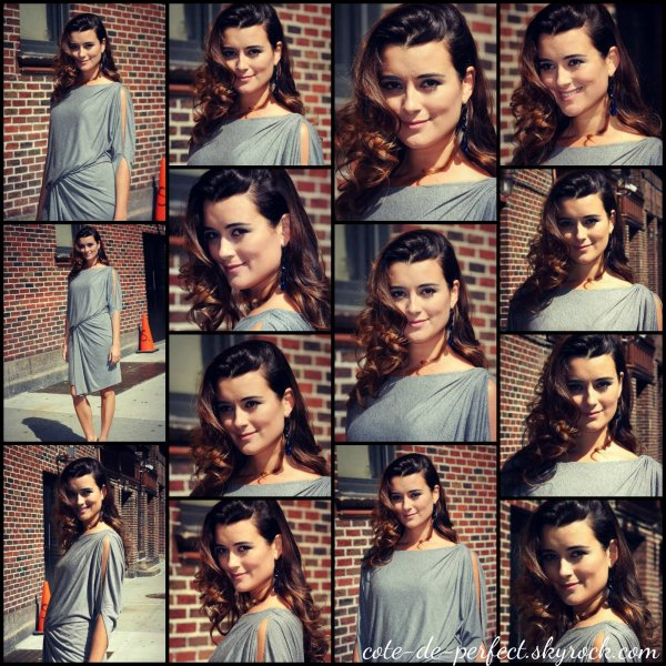 Cote by Letterman.