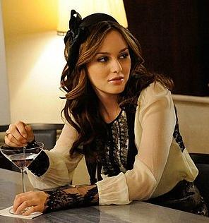 Gossip Girl - Blair (BW)