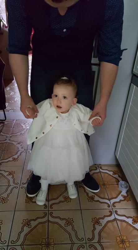 bapteme de ma petite princesse émilie le 2 septembre 2018