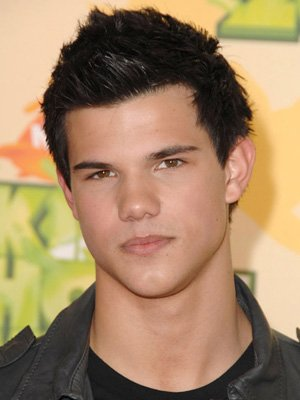 Taylor Lautner (l)
