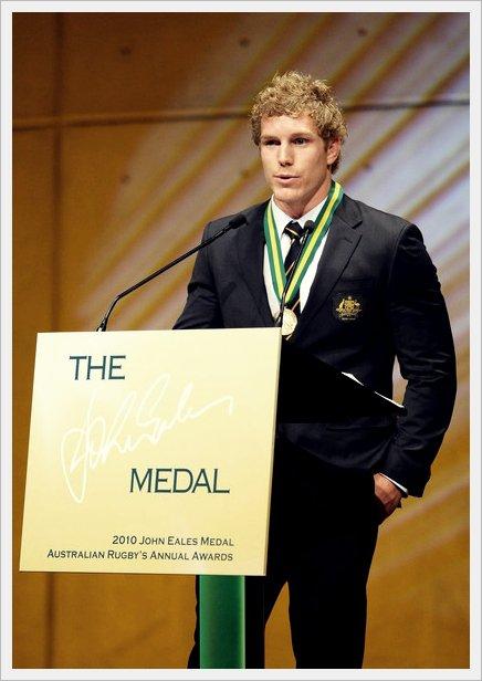 The John Eals Medals