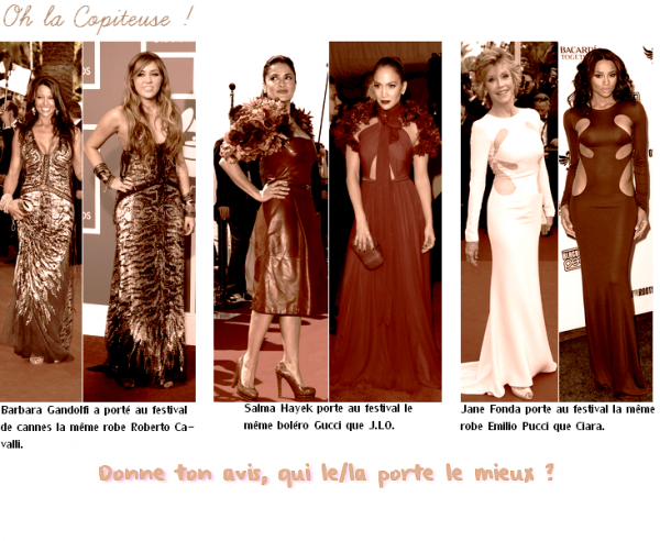 SPECIAL   CANNES   2011 Part 2