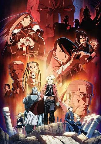 FullMetal Alchemist : Brotherhood, deuxième anime