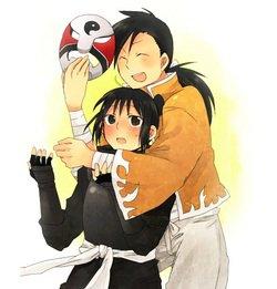 Lin et Ran Fan
