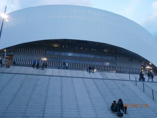 Le plus beau stade c'est bel et bien le Stade Vélodrome