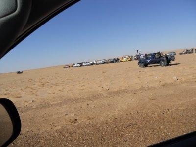 08/01/2012 - Etape prévue Nouadhibou - Nouakchott