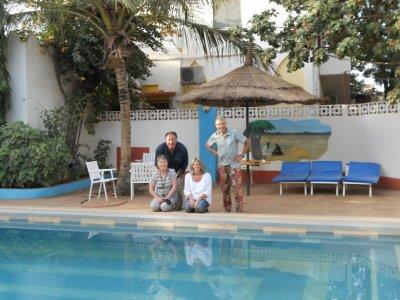 13/01/2012 - La piscine !
