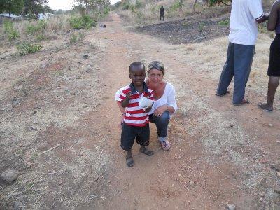 17/01/2012 - Départ pour le Bénin !