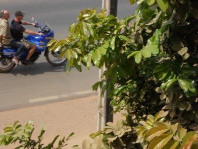 19/01/2012 - Grosse chaleur au Bénin !