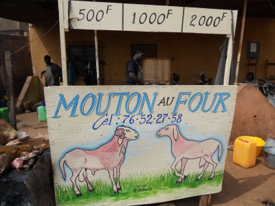 20/01/2012 - Retour au Burkina Faso