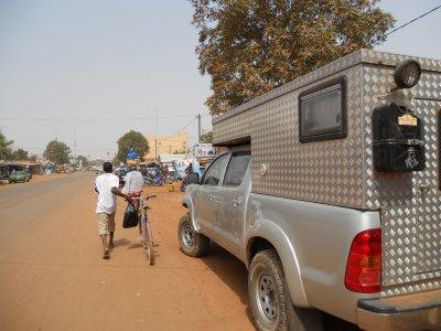 21 et 22/01/2012 - Tourisme à Ouagadougou !