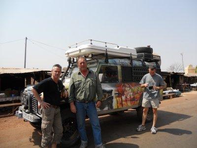 24/01/2012 - Ouagadougou - Bamako !