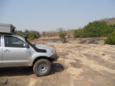25/01/2012 - Petit break à Bamako !